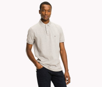 Regular Fit Baumwoll-Poloshirt