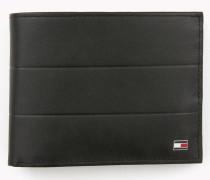Leder-Brieftasche mit Prägung