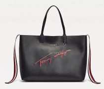 Iconic Tote-Bag mit Signatur-Logo