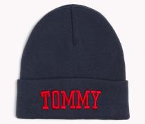Tommy Jeans-Beanie im College-Stil