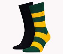 Rugby-Socken im Doppelpack