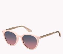 Teacup-Sonnenbrille mit Sternen