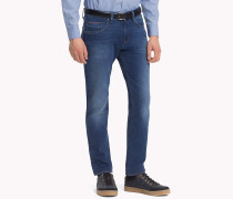 Bleecker Slim Fit Stretch-Jeans
