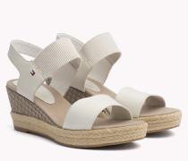 Elba Sandale aus Leder