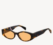 Slim Fit Cat-Eye-Sonnenbrille