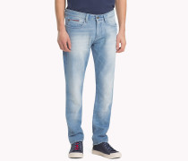 Slim Fit Jeans aus Denim