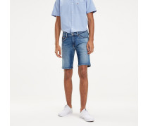 Scanton Jeanshorts mit Stretch