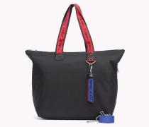 Tote-Bag mit Tommy-Hilfiger-Logo-Tape