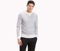 Pullover aus Wolle-Baumwollmix