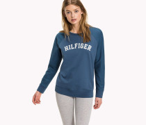 Sweatshirt aus Baumwoll-Terry
