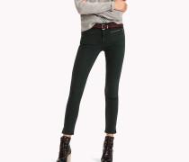 Knöchellange Skinny Fit Jeans