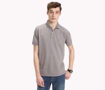Poloshirt aus reinem Baumwoll-Piqué