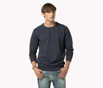 Original Sweatshirt aus Baumwoll-Fleece