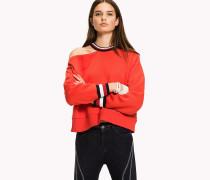 Gigi Hadid Sweatshirt mit Cut-outs