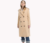 Trenchcoat mit Bindeband