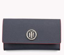 Mittelgroße aufklappbare Brieftasche