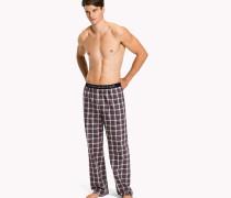 Pyjamahose aus Baumwoll-Popeline