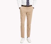 Hose aus Baumwoll-Twill