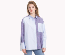 Tommy Icons Patchwork-Hemd