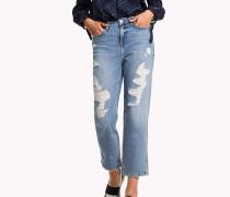 Slim Straight Fit Jeans