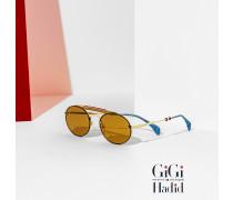 Gigi Hadid Sonnenbrille