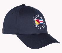 Flag-Kappe aus Baumwoll-Twill