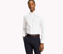 Slim Fit Hemd mit Stretch