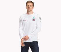 Mercedes F1 Langarmshirt