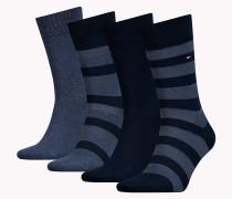 Socken im Viererpack