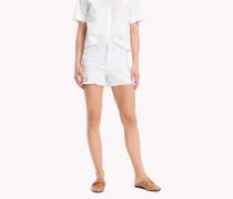 Shorts mit Planzenprint
