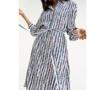 Hemdkleid aus Viskose