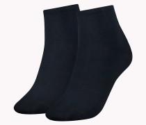 2er-Pack kurze Socken