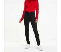 Jeans mit hoher Leibhöhe