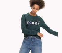 Comfort Fit Logo-Sweatshirt