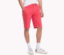 Straight Leg Chino-Shorts