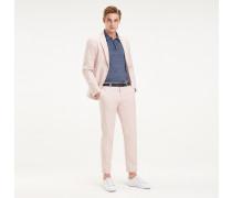 Slim Fit Baumwoll-Anzug