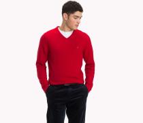 Big & Tall V-Ausschnitt-Pullover
