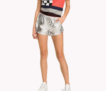 Metallic Hotpants