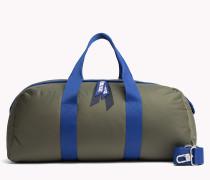 Colour Contrast Duffle Bag
