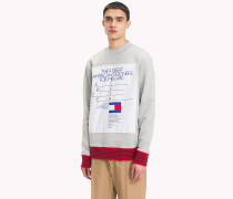 Hilfiger Collection Pullover mit Print