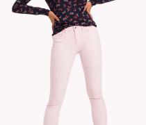 Super Slim Fit Ankle-Jeans