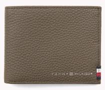 Mini-Geldbörse aus Leder