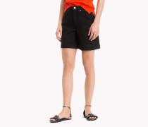 Bermuda-Shorts aus Stretch-Baumwolle