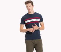 Regular Fit T-Shirt mit Streifen