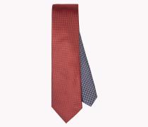 Krawatte aus Oxford-Seide