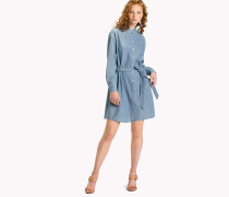 Chambray Hemdkleid