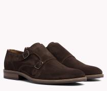 Monk Schuh aus Wildleder