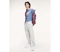 Slim Fit T-Shirt aus Bio-Baumwolle