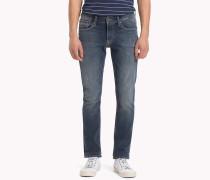 Slim Fit Jeans mit Stretch