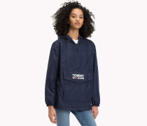 Anorak aus Recycling-Polyester